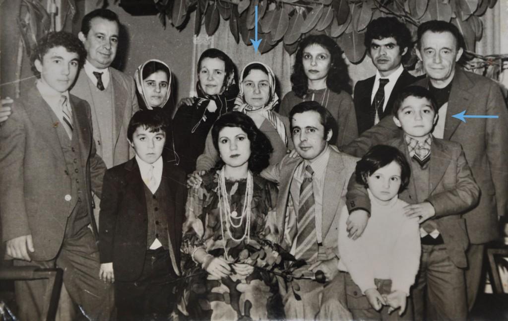 Familiefoto Metin