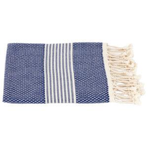 Haardroogdoek | bamboe | donkerblauw