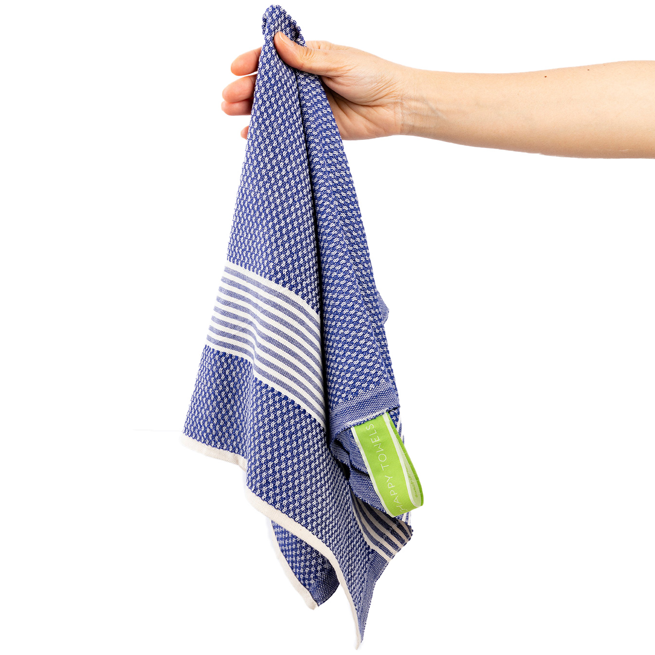 keukenhanddoek-donkerblauw-met-hand