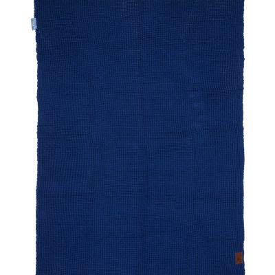 Sprei | donkerblauw | 100% katoen | 220 x 150 cm