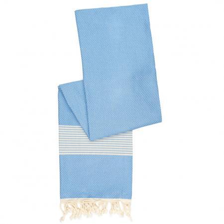 lichtblauwe-hamamdoek-staand