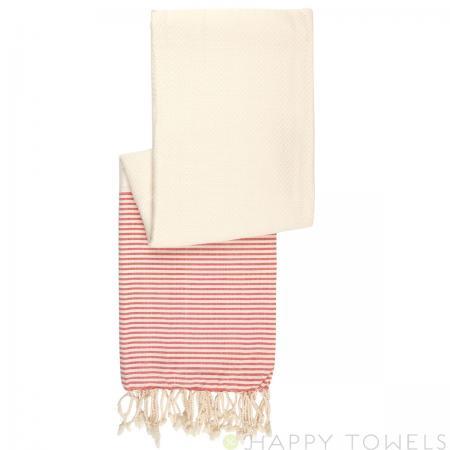 hamamdoek-bamboe-wit-rood-gestreept-xl