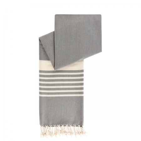 hamamdoek grijs